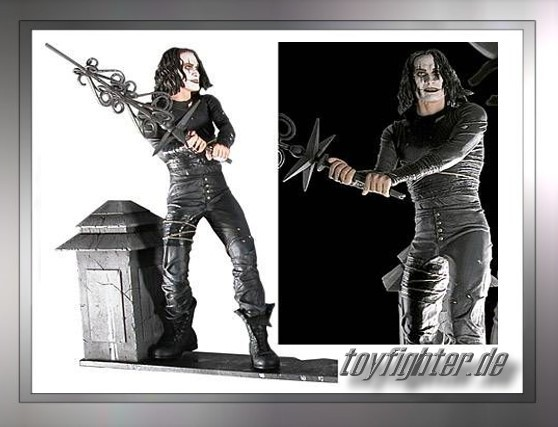 13inch/33cm - The Crow Vinyl Model Kit