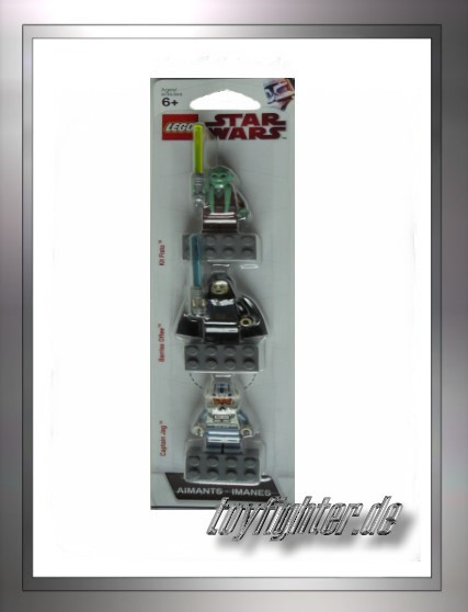Star Wars™ Magnet Figuren Set 1
