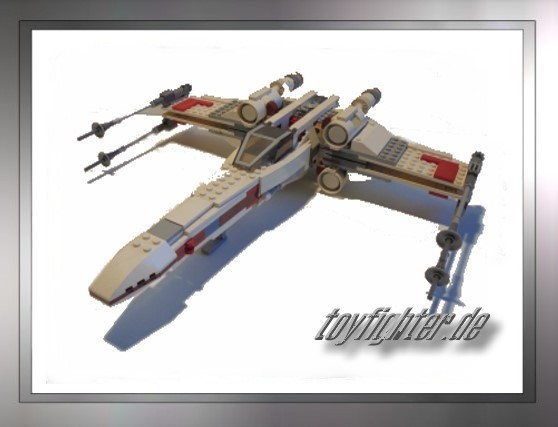 X-Wing Starfighter -lose-
