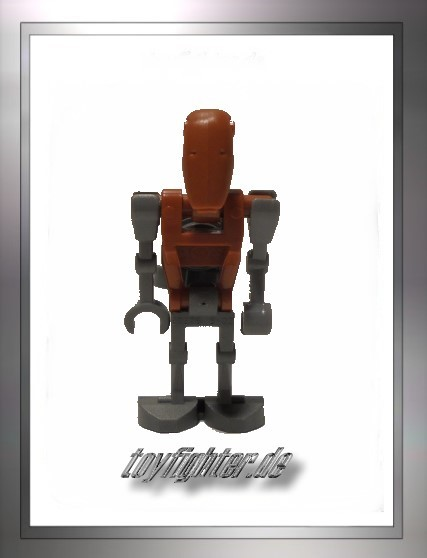Battle Droid Rocket -lose-