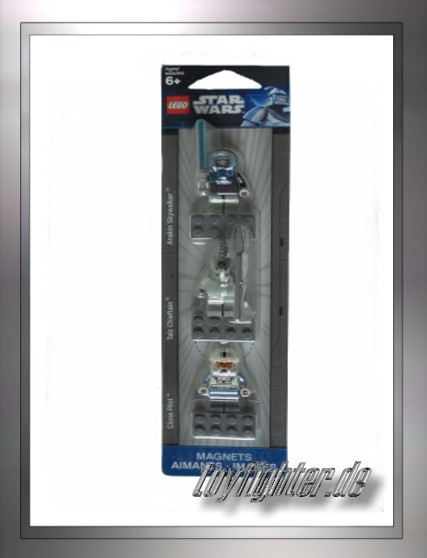Star Wars™ Magnet Figuren Set: 2