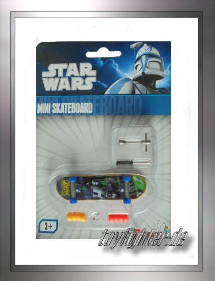 Star Wars Mini Skateboard R2 - D2
